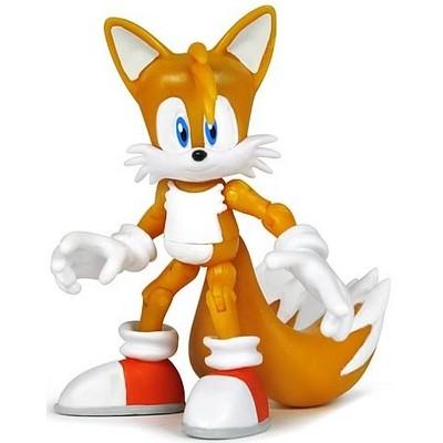 Игрушка «Соник» из видеоигры Sonic Colors