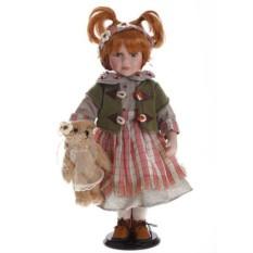 Фарфоровая кукла Маша