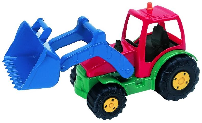 Игрушка Трактор 40 см