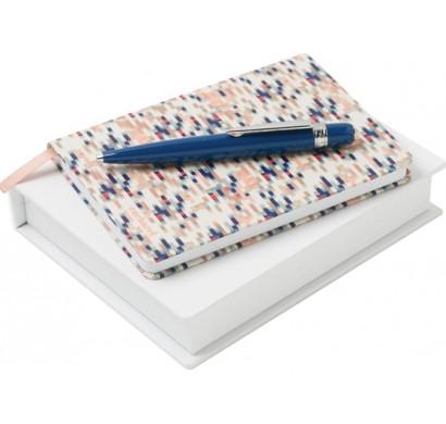 Набор (записная книжка, шариковая ручка)