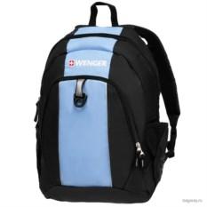 Черно-синий рюкзак Wenger School