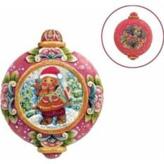 Новогоднее коллекционное украшение Mister Christmas