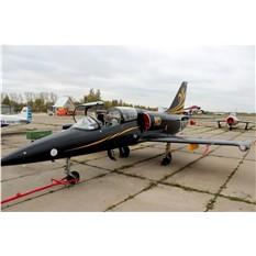 Сертификат Полет на реактивном самолете Л-39 (60 минут)