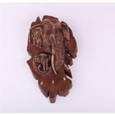 Настенная ключница Слон