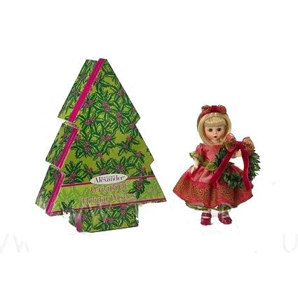 Кукла «С Рождеством!»