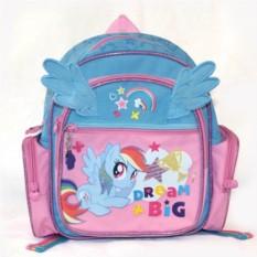 Детский рюкзак детский с крылышками (My Little Pony)