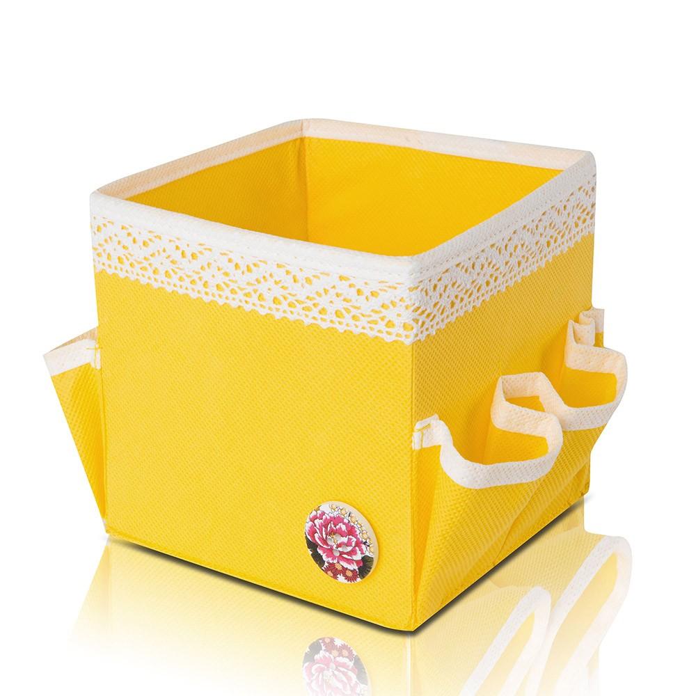 Органайзер для косметики Vintage Yellow