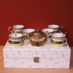 Чайный сервиз Золото инков