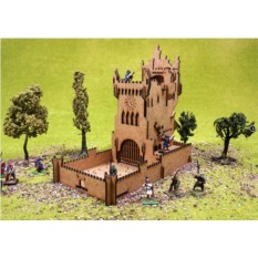 Башня для бросков кубиков «Старый замок»
