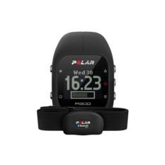 Спортивные часы Polar A300 HR (черные)