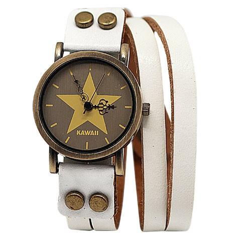 Часы The only star (белые)
