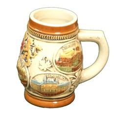 Подарочная пивная кружка Люксембург