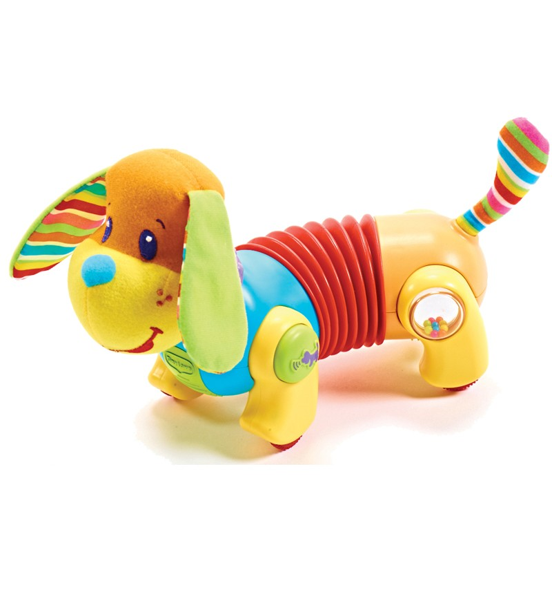 Интерактивная игрушка Tiny Love Фрэд Догони меня