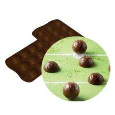 Форма для шоколадных конфет «Футбольный мяч» EasyChoc