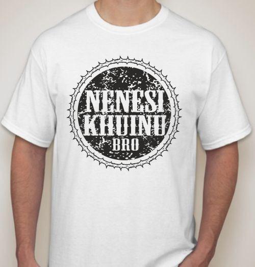 Футболка Nenesi khuino bro