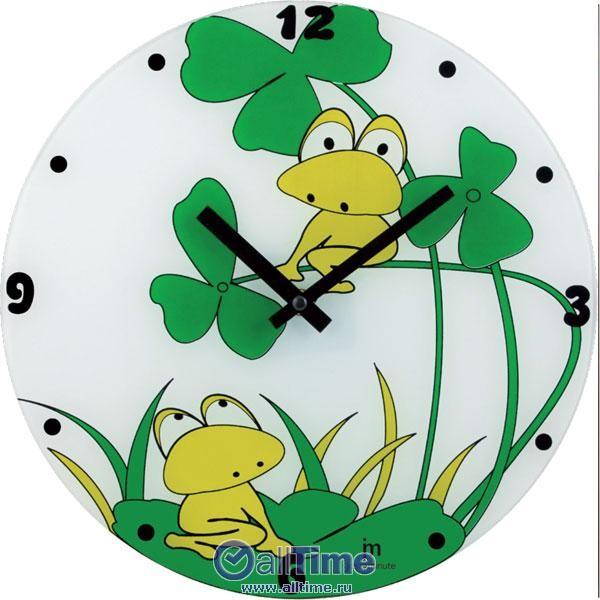 Настенные часы Lowel