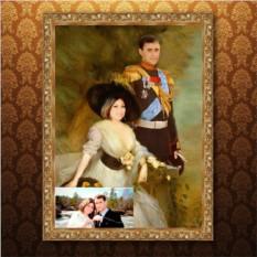 Исторический портрет пары