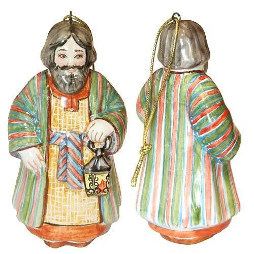 Ёлочная игрушка Иосиф (коллекция Рождество)