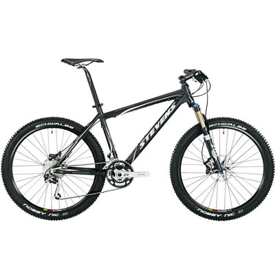 Велосипед Stevens Manic Anodized Black 20