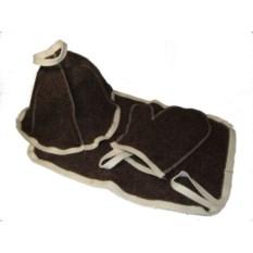 Войлочный набор для бани и сауны Эконом