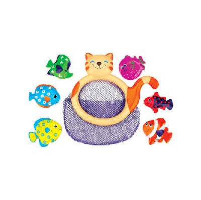Кошка-сачок Мими для купания