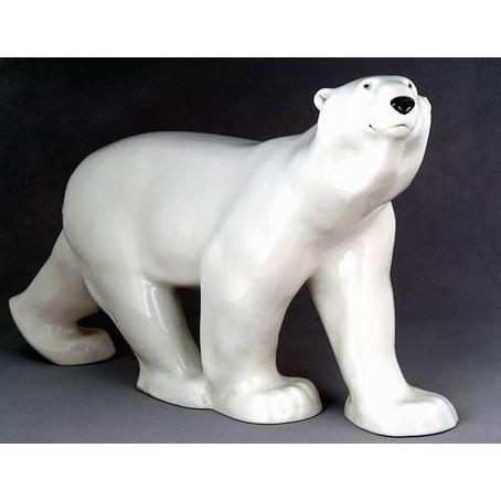 Анималистическая скульптура «Медведь»