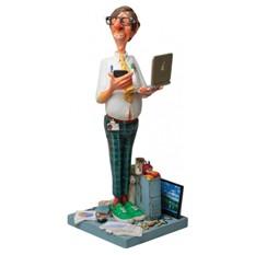 Скульптура Компьютерный эксперт