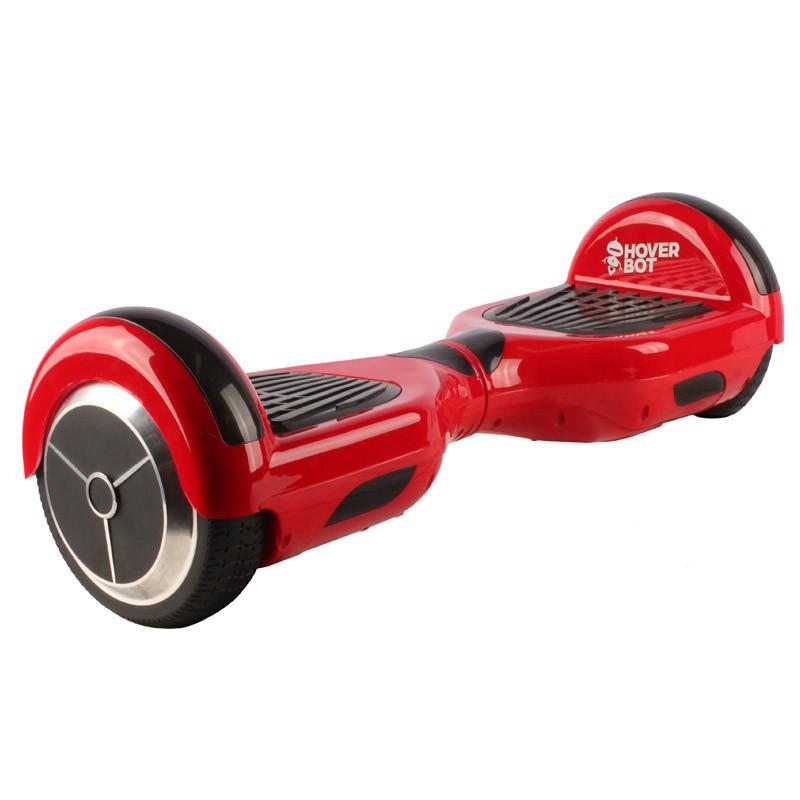 Красный гироскутер Hoverbot A4