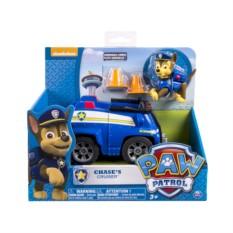 Игровой набор  Paw Patrol Машинка спасателя и щенок