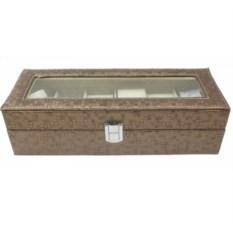 Шкатулка для часов (размеры 30х11х8 см)