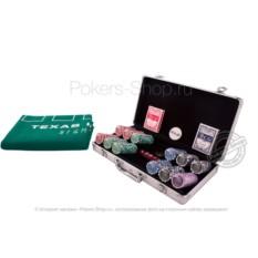Набор для покера NUTS на 300 фишек Lite