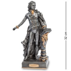 Статуэтка Моцарт