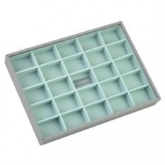 Открытый лоток для украшений LC Designs (цвет - серый)