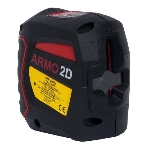 Противоударный лазерный нивелир ADA Armo 2D