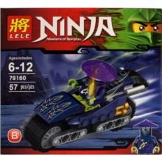 Конструктор Lele Ninja Байк