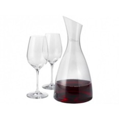Графин Prestige с 2 бокалами для вина