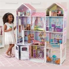 Дом для классических кукол до 32 см Загородная усадьба
