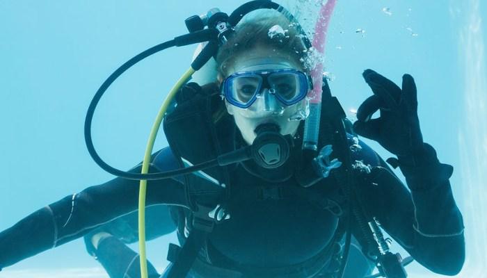 Сертификат Курс Open Water Diver PADI в центре Хобби