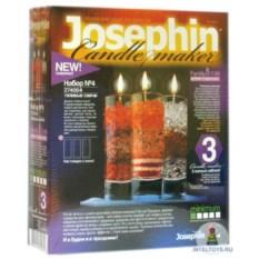 Набор для изготовления гелевых свечей Josephin