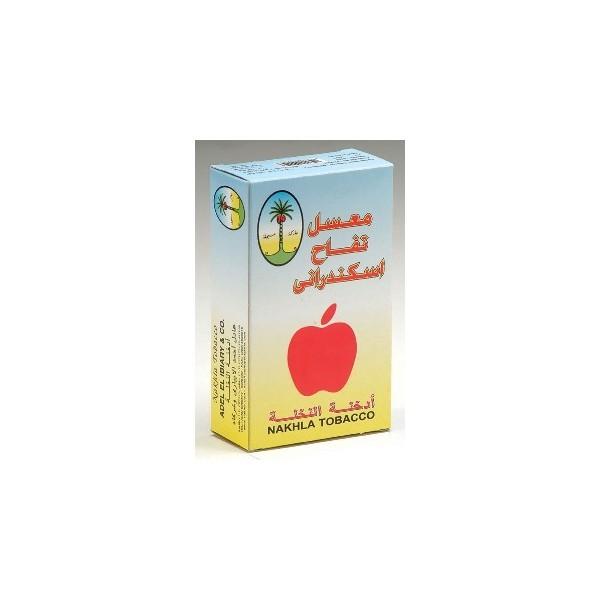Кальянный табак Nakhla Яблоко Александрийское