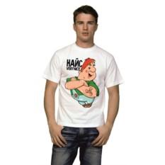 Мужская футболка Найс very nice
