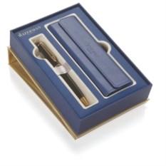 Подарочный набор Waterman: ручка Expert black GT и чехол