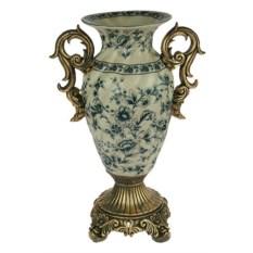 Керамическая декоративная ваза