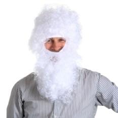 Маскарадная борода и парик Sima-land Дед Мороз