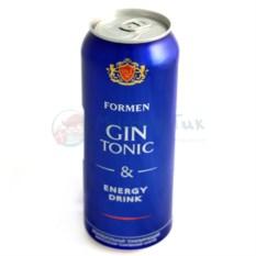 Газированный напиток Formen Gin Tonic