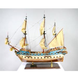 Модель корабля «Предистинация»