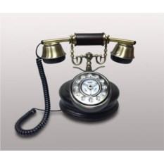 Деревянный телефон в стиле ретро с кнопками Kit