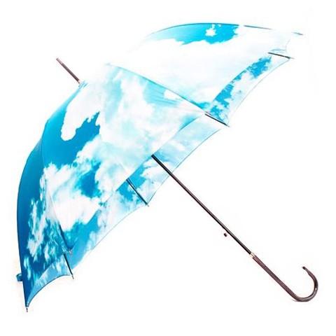 Зонт-трость «Голубое небо»