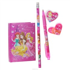 Канцелярский набор Disney Princess