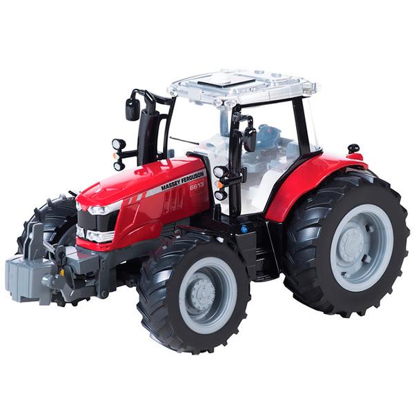 Машинка TOMY Farm Трактор MASSEY FERGUSON